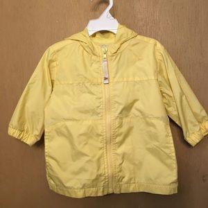 Baby Gap Rain Jacket 12-18 Months